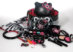 Hello Kitty MAC Makeup Kit Limited Edition.