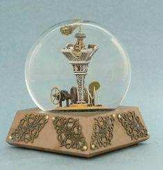 - Steampunk Snow Globes By Camryn Forrest