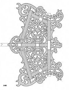 Classic Fretwork Scroll Saw Patterns << craftylaser easle