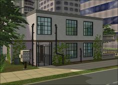 Sentinel Apartments - Anna's Sims