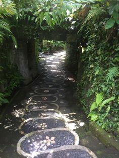 Walkway at Kumara Ubud