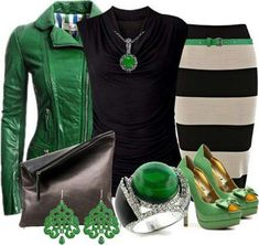 Something I'd wear for st patrick day
