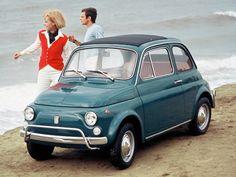 1968 Fiat 500 - yıl 2012 olmuş yine neredeyse aynı şekil ve çok satıyor...