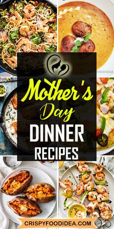 If anyone contributes the most to our lives then it is the mother. The mother can be the only one to love unselfishly without getting anything. To celebrate mother's day and surprise your mom with these amazing healthy best dinner recipes ideas that'll your love your families and easy to cook and dishes are so delicious, try now! #mothersday #mothersdayrecipes #dinnerideas #mothersdaygift #thanksgiving #mothersdaydinnerrecipes #holiday #recipes
