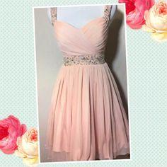 Final Sale Light Pink Dress!