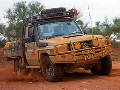 2007 Australia #ARB Adventure #Toyota Land Cruiser. #overlanding