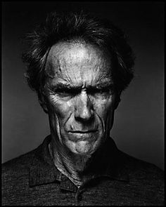 Funny pictures about Clint Eastwood. Oh, and cool pics about Clint Eastwood. Also, Clint Eastwood photos. Clint Eastwood, Chuck Norris Facts, Cinema Tv, Black And White Portraits, Interesting Faces, Film Director, Famous Faces, What Is Like, Action Movies