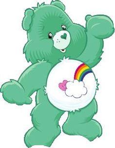 bashful heart bear