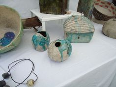 unser Stand am Kunstfest Exhibitions, Clay, Pottery, Events, Ceramics, Art, Clays, Happenings, Craft Art