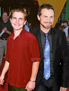 Rider Strong: A Snappy Dresser Today and Always. See the Cast of Boy Meets World Posing with Their Younger Selves.
