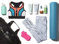 Competition to win the Origins products that get Madeleine Shaw that pre and post workout glow.