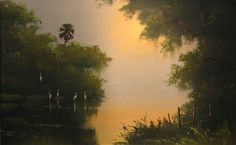 The Official Florida Highwaymen Art Gallery, specializing in Florida Highwaymen paintings. We buy and sell Florida Art, antiques and Highwaymen paintings.