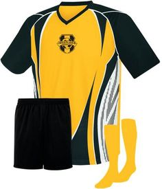 Houston Soccer Package. Available in 21 colors, great Soccer Uniform Package for your team, club or league.