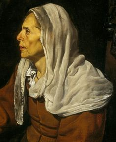 Old Woman Cooking Eggs Diego Velasquez 1618 detail Velasquez was only 18 or 19 years old when he painted this, the first of his major works.