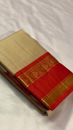 Kanjivaram Sarees, Silk Sarees, Bridal Silk Saree, Saree Collection, Continental Wallet, Zip Around Wallet, Collections, Wedding, Gold