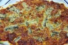 Pizza hiper-mega rápida!