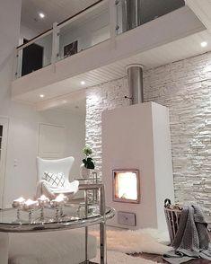 Simple House Design, Dream Home Design, My Dream Home, Stylish Bedroom, Villa, Cottage Design, Aesthetic Rooms, White Houses, Architect Design
