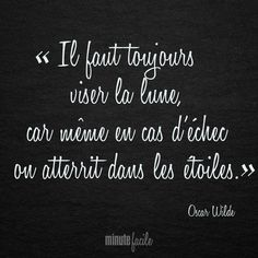 Discover recipes, home ideas, style inspiration and other ideas to try. Oscar Wilde, Mantra, Motivational Quotes, Inspirational Quotes, Quote Citation, French Quotes, Positive Attitude, Positive Affirmations, Sentences