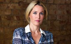 Gillian Anderson's novel: 'a cartload of mystical guff'