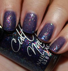 Cult Nails Super Powers Collection Swatches, Photos & Review - Vampy Varnish