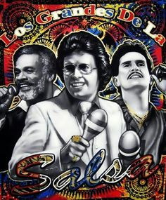 Tres Grandes De La Salsa .... Ismael Rivera,  Héctor Lavoe y Frankie Ruiz . ..para la historia Frankie Ruiz, Puerto Rican Music, Famous Latinos, Puerto Rico Pictures, Musica Salsa, Salsa Music, Puerto Rico History, Puerto Rican Culture, Country Dance