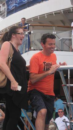Ryan Kelly Celtic Thunder Cruise 2013