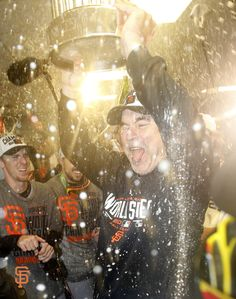 BOCHY. #ChampionsTogether