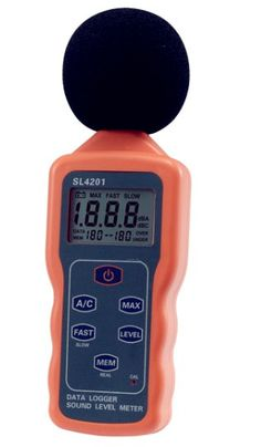(new) Soud level meter USB 28 to 130 dB