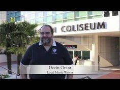 North Charleston Coliseum Memories with music writer Devin Grant  #NCCMemories  www.NorthCharlestonColiseumPAC.com