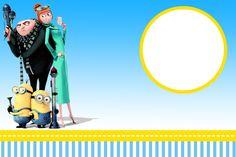 Kit para impressão Meu Malvado Favorito 2, Festa Minions, Festa barata Minions, festa economica minions, festa facil minions, decoração minions, decoração minions gastando pouco, decoração clean minions, faça voce mesma decoração minions, como fazer uma festa minions, lembrancinhas minions, convite minons, painel para mesa do bolo minions, montando a minha festa minions, montando a nossa festa minions, festa fácil, festa criativa minions, festa meu malvado favorito