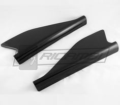The carbon fiber side fins are made to fit you Ferrari 458 Speciale. (Can also be for the 458 Italia and Spider with our side skirts)     With an impeccable finish these Carbon Fiber Fins will be matching your existing exterior carbon fiber parts.    Those fins are made with the exact same quality carbon fiber and weave as used by Ferrari, and they look identical to the OEM ones. This which will allow you to keep the OEM look on your Ferrari 458 at a fraction of the OEM part's cost.