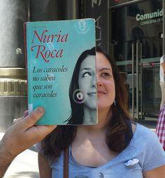 #BookFace que nos envían las compañeras de la Biblioteca de Getafe (Madrid)