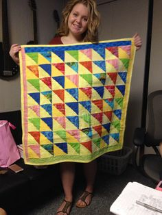 Liane' baby quilts