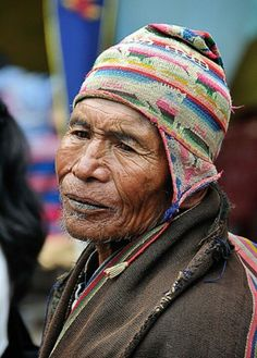 www.villsethnoatlas.wordpress.com (Ajmarowie, Aymara) Bolivian Aymara