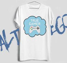 Gamer shirts / Video gamer shirt / Video game shirt / Nerd