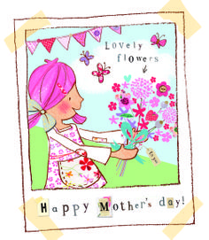 Three cheers for your amazing mum, hip hip hooray! Mum's do a fantastic job all year round. You can celebrate Mother's Day with a beautifu.