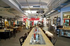 Foodie's Dream: Coledampf's & Companies  Kreuzberg: Prinzenstrasse 85D, Berlin, 10969