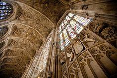 London day trip idea: the university town of Cambridge, England.