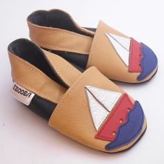 soft sole baby shoes handmade ship on yellow 18 24 by ebooba, €7.00 LOOOOOOOOOOOVE