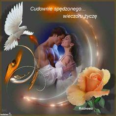MIŁEGO WIECZORU Good Night All, Movie Posters, Imagenes De Amor, Beautiful Images, Film Poster, Billboard, Film Posters