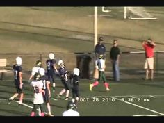 Youth Football QB / DB Henry Colombi - University School - Ft. Lauderdale, FL