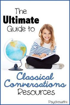 The best resources for Cycle 1, Cycle 2, and Cycle 3 of Classical Conversations in one place.
