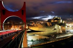 Travels around the world Travel Around The World, All Over The World, Around The Worlds, Frank Gehry, Guggenheim Bilbao, Basque Country, Free Travel, Best Cities, Golden Gate Bridge