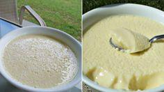 """Magická chuť tohoto krému Vás naprosto pohltí! Výborná pěnová konzistence dokáže ozvláštnit Vaše oblíbené dezerty. Na téhledobrotě si jistě pochutná celá Vaše rodina i přátelé! Chutná dokonale! Můžete ho znátpod názvem """"bavorský krém"""".Tuhle dobrotu můžete servírovat libovolně s ovocem a nebo čokoládou. Ingredience – 400 ml mléka – 3 žloutky …"""