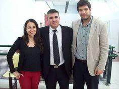 """Hector Moyano nos compartió su foto:   """"Aprobé el EFIP II de la carrera de Abogacía"""""""