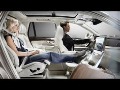 2018 Volvo S90 Excellence & S90 Features, Interior Exterior & Drive - YouTube