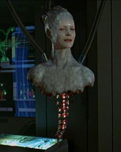 The Borg Queen - Star Trek: First Contact