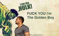 """Hulk vs Badr """"golden boy"""" Hari #kickboxing #muaythai"""