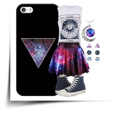 """""""Untitled #338"""" by mrs-rc ❤ liked on Polyvore featuring Casetify and Converse"""