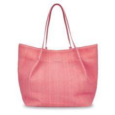 Straw Beach Bag at L